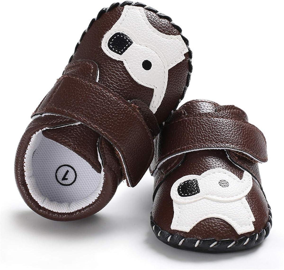 Amazon.com: BENHERO Zapatos de bebé para niños y niñas ...