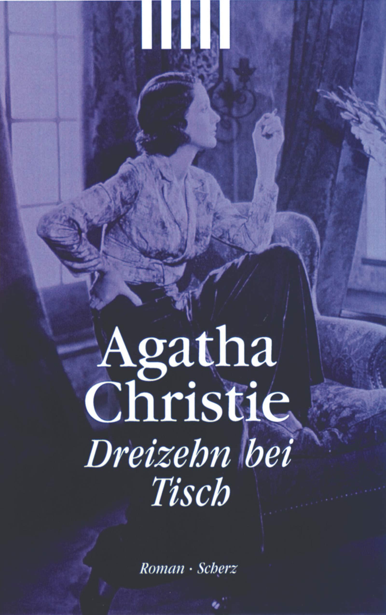 Dreizehn bei Tisch: Mit Hercule Poirot (Scherz Krimi