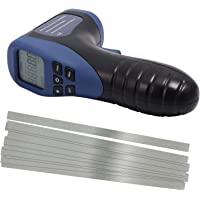 Ehdis Digital LCD Foto tacómetro sin Contacto RPM