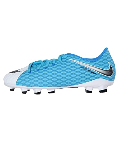 best website 0c790 0e2c4 Image Unavailable. Image not available for. Color  Nike Kids Jr Hypervenom  Phinish II Soccer ...