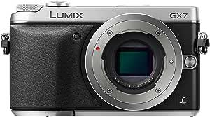 DMC-GM1 Digital Cameras w Ultra Gentle Cleaning Cloth DMC-GX7 HeroFiber 50 Light Weight Aluminum Photo//Video Tripod /& Carrying Case for Panasonic Lumix DMC-GX1