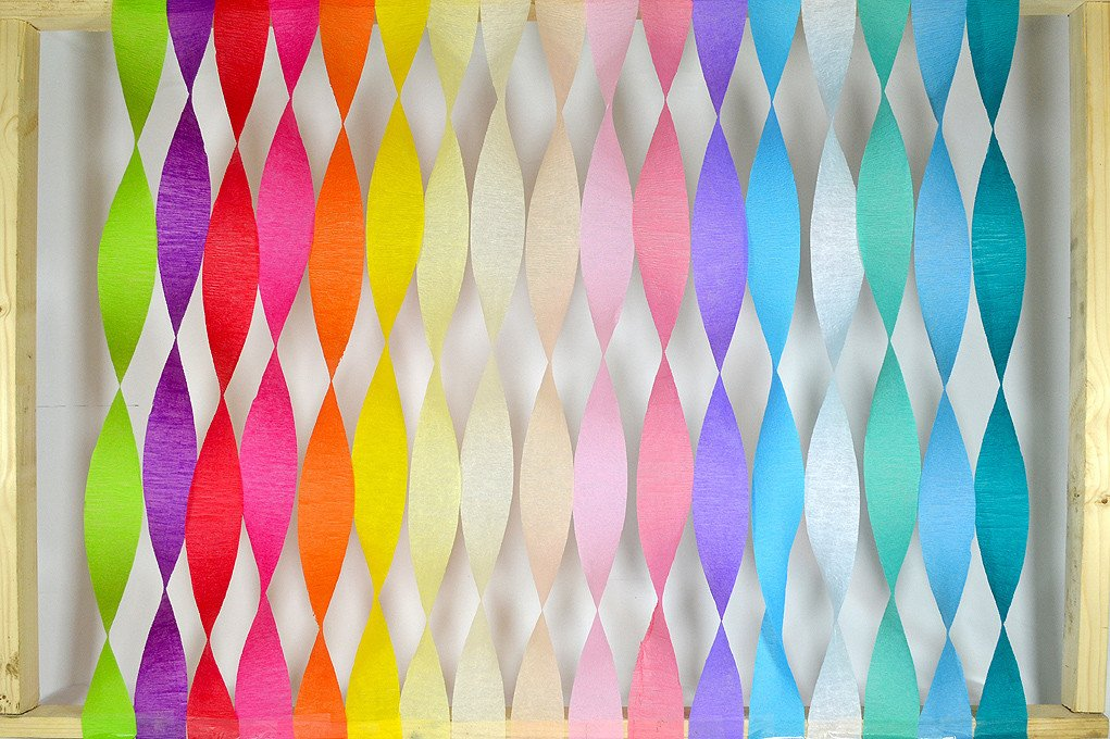 96 Party Decoration With Streamers Birthday Decoration Ideas For Girl Party Decorations Love