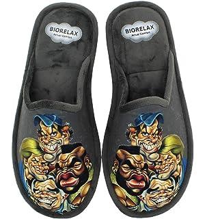 Zapatillas Biorelax - Hombre Equipo A Descalza