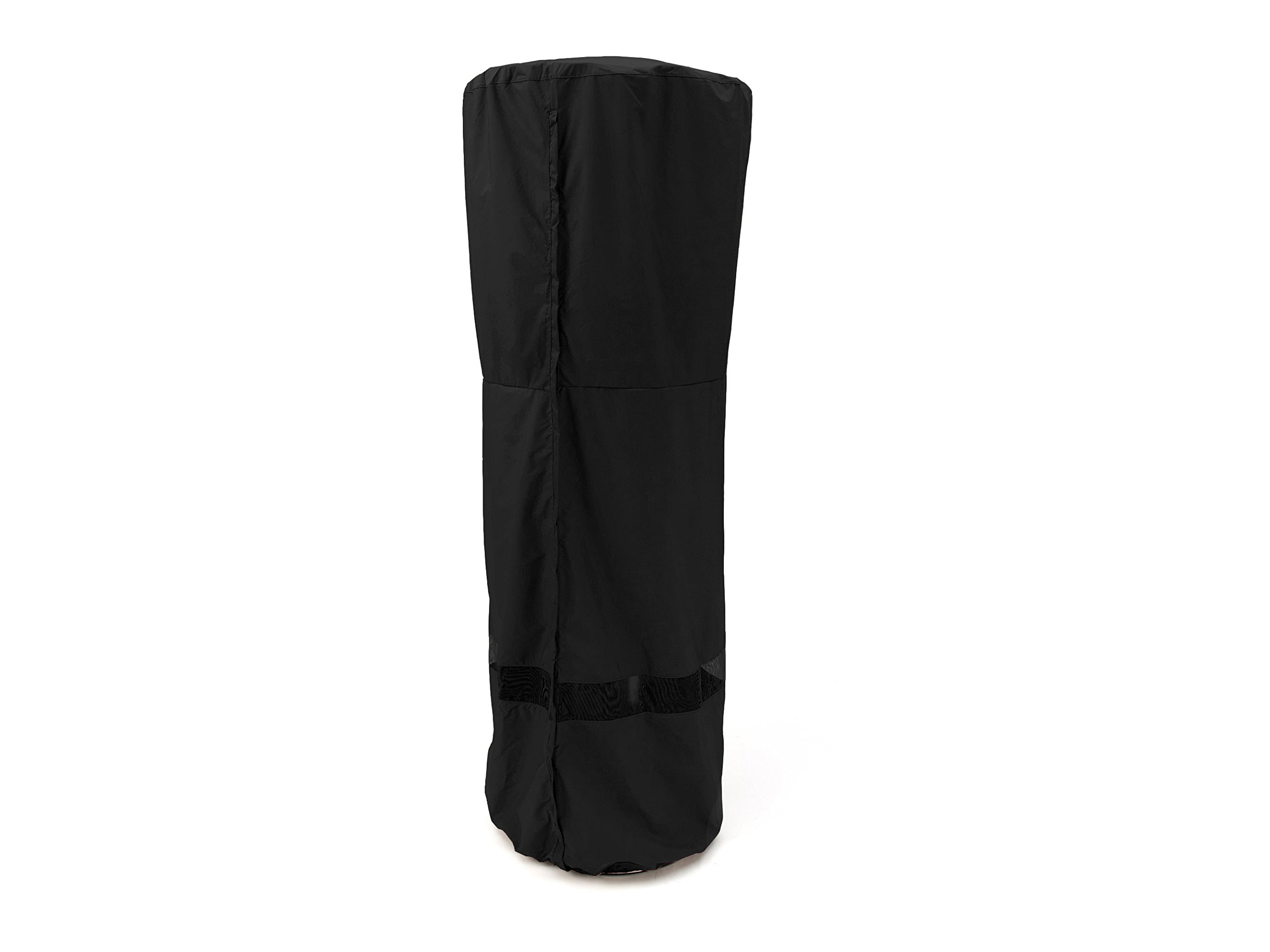 CoverMates – Patio Heater Cover – 35DIAMETER x 87H – Elite Collection – 3 YR Warranty – Year Around Protection - Black