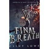 Final Breath: A Sci-Fi Thriller (Evita Sánchez Book 1)