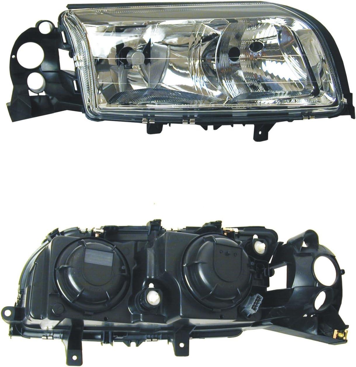 URO Parts 8693563LENS Left Halogen Headlight Lens