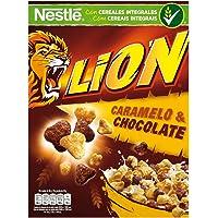 Cereales Nestlé Lion - Cereales de trigo