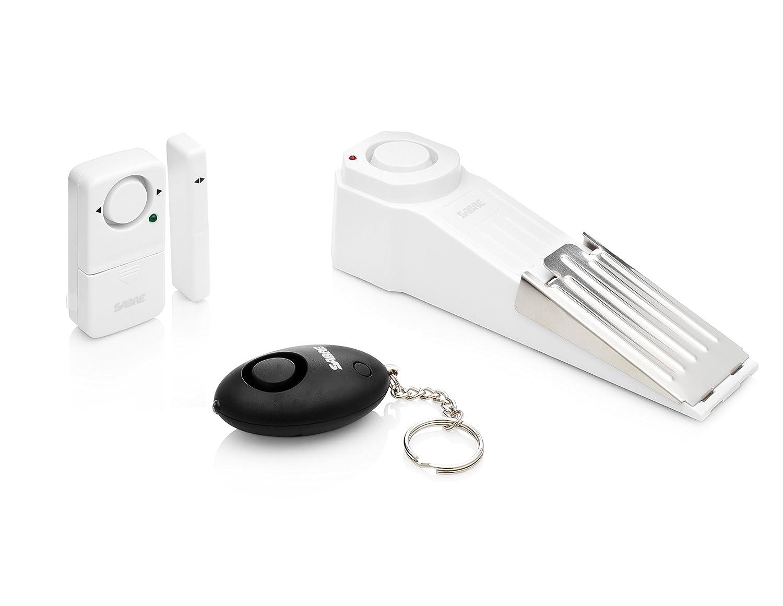 Sabre Home Protection HS-DAK - Kit para apartamentos y ...