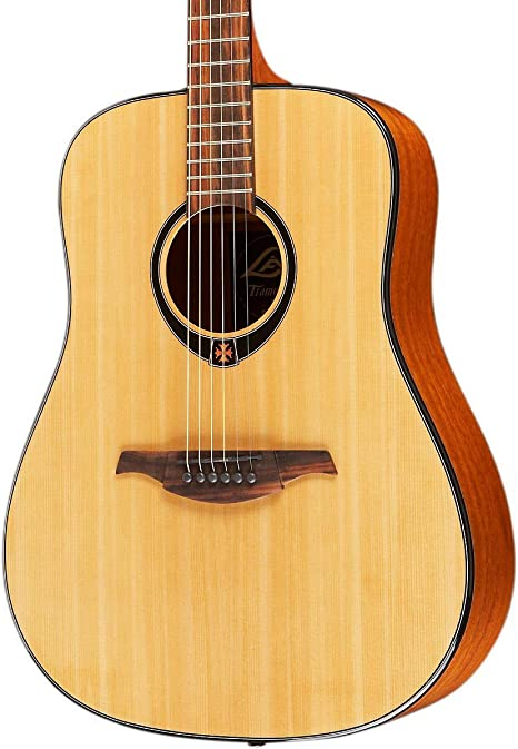 Lag - T66d dreadnought guitarra acústica: Amazon.es: Instrumentos ...