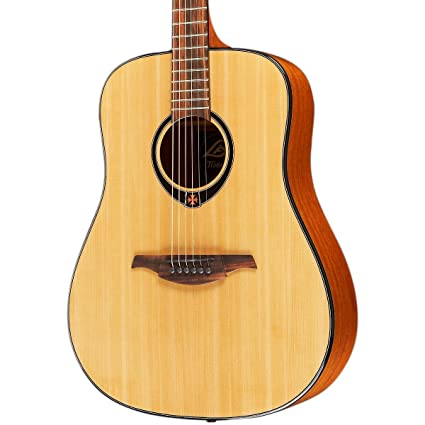 Lag - T66d dreadnought guitarra acústica