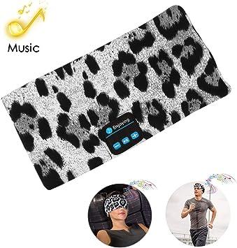 Amazon.com: Auricular Bluetooth con diadema, auriculares ...