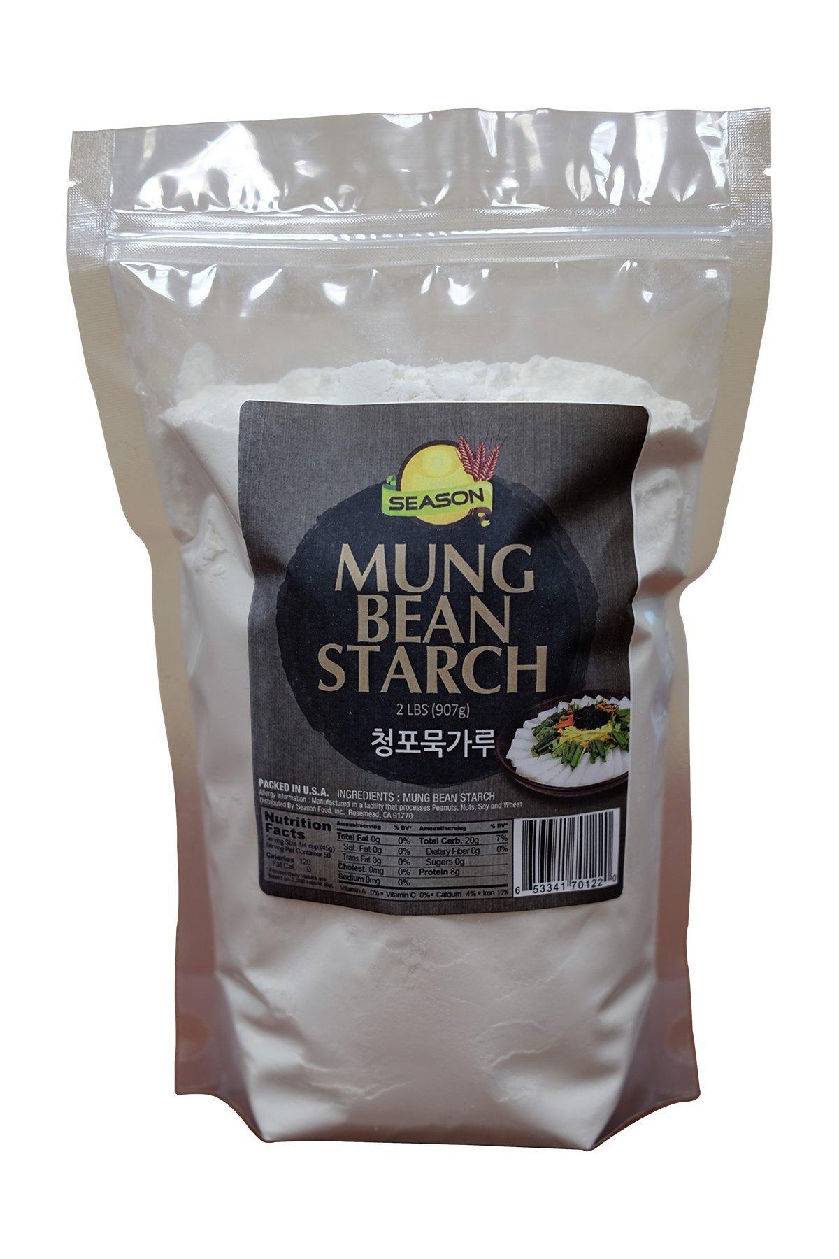 Season Mung Bean Starch, 2-Pound