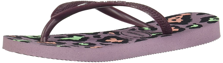 b5c4c4b447df Havaianas Flip Flops Women Slim Animals  Amazon.co.uk  Shoes   Bags