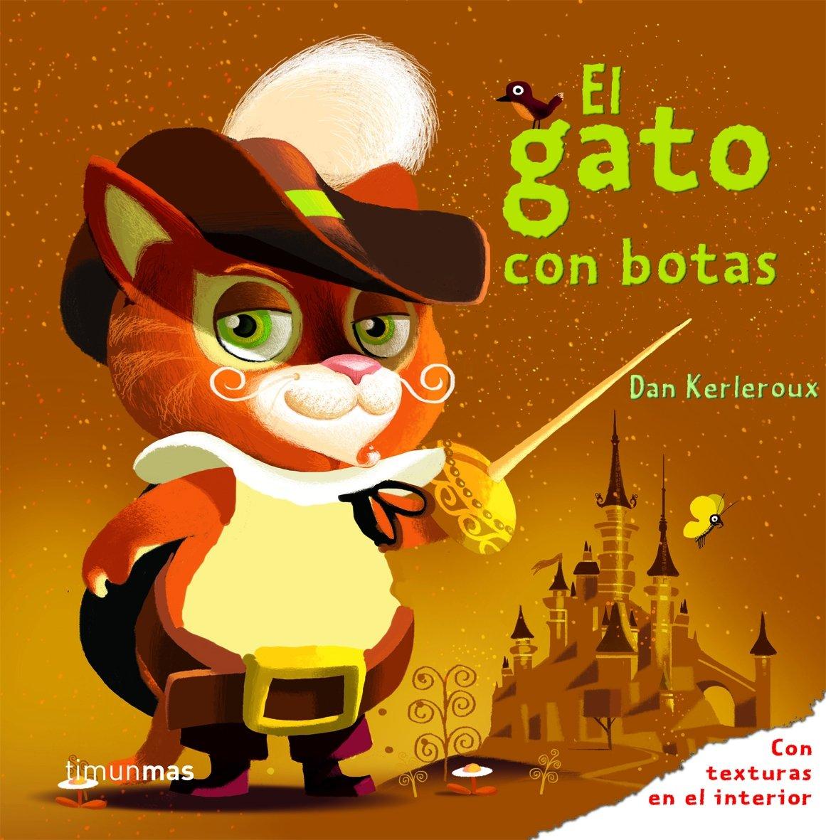 El gato con botas: Amazon.es: Éditions Milan: Libros