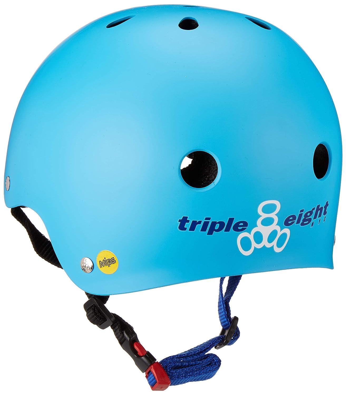 Triple Eight Brainsaver 2 MIPS Casque L//XL - Bleu