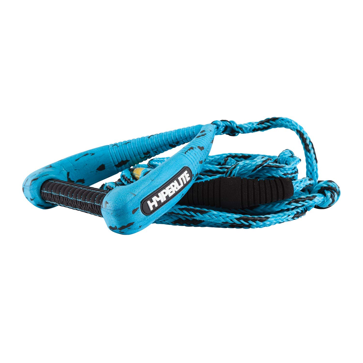 Hyperlite 25' Pro Surf Rope with Wakeboard Waterski Handle Blue by Hyperlite
