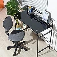 Coavas Glass Office Home Study Desk