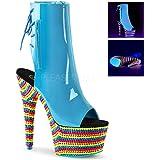 Pleaser , chaussures compensées femme