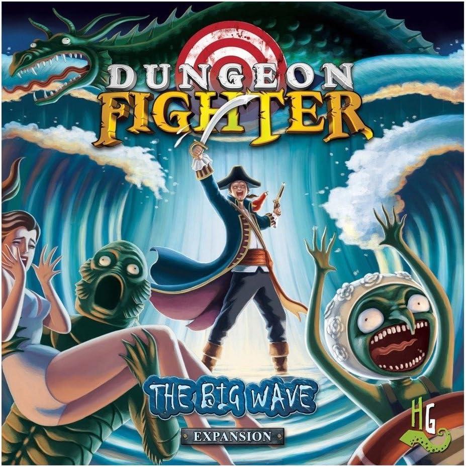 Dungeon Fighter: The Big Wave: Amazon.es: Juguetes y juegos