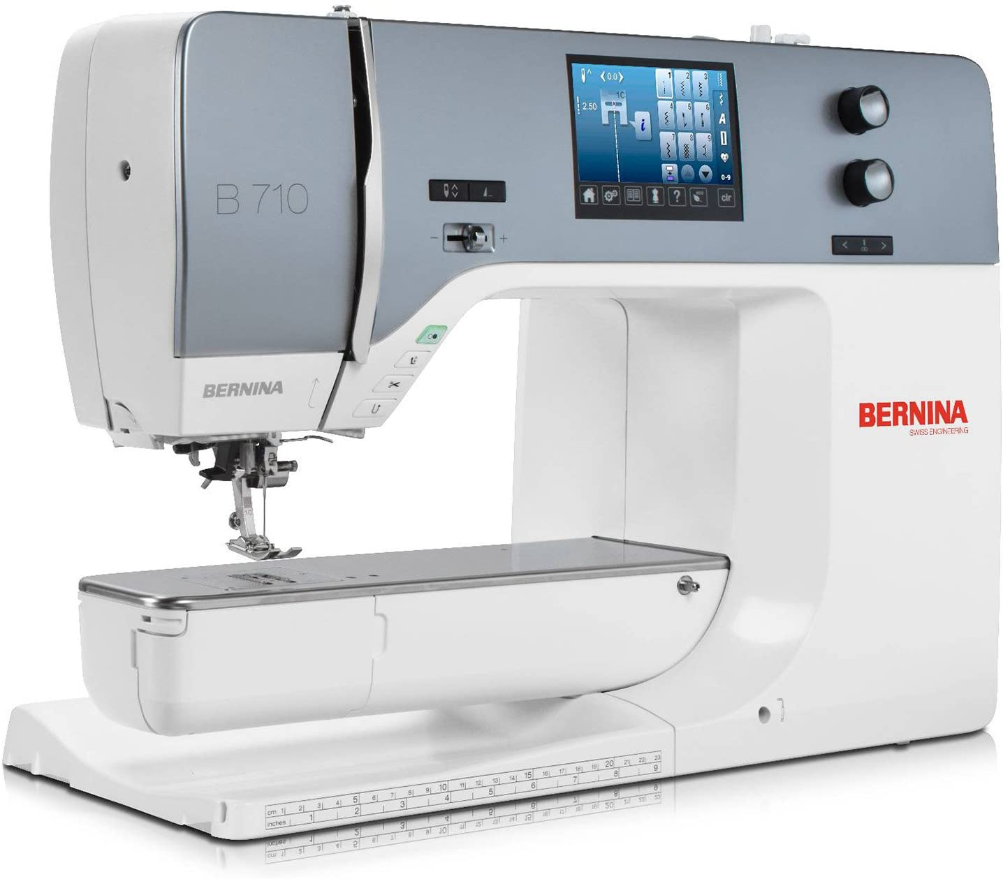 Bernina 4250229844787 - Maquina de Coser 710: Amazon.es: Hogar