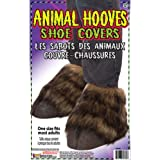 Animal Hooves Costume Shoe Covers Adult
