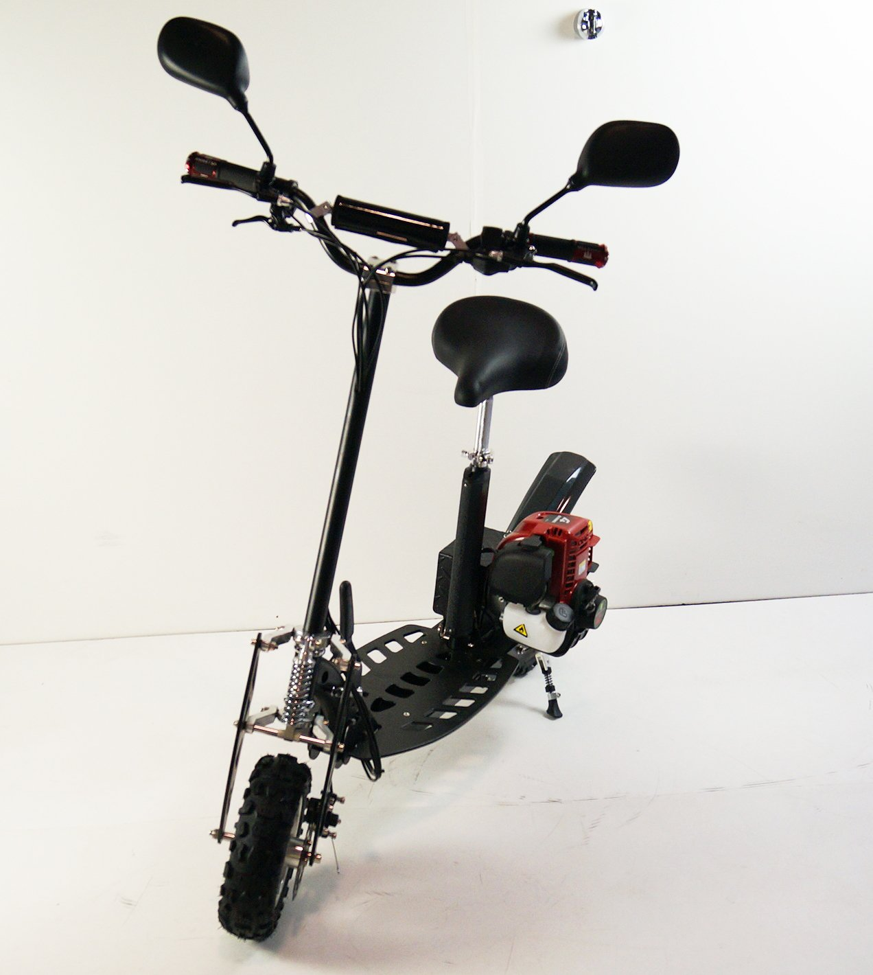 GAS scooter 002-37cc 4 Stroke