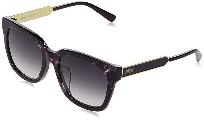 Amazon.com: anteojos de sol Mcm 658 SA 513 púrpura: Clothing