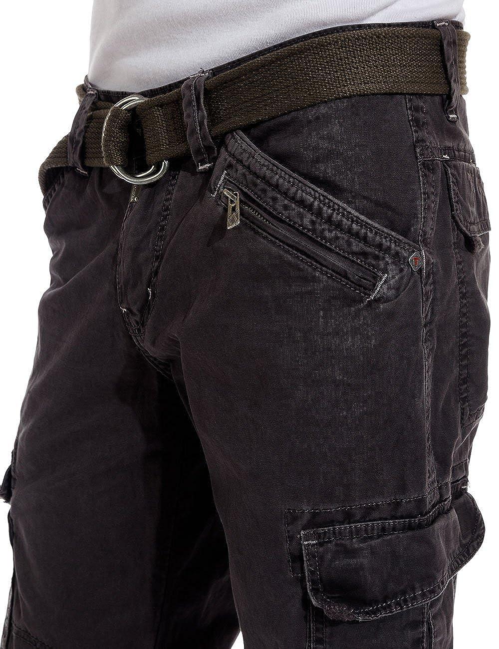 Homme Timezone Pantalon Droit