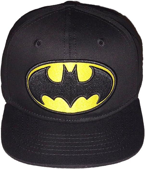 bbef68e53f Amazon.com  Berkshire Fashions DC Comics Batman Little Boys Baseball ...
