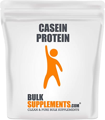 Bulksupplements Casein Protein Powder 1 Kilogram