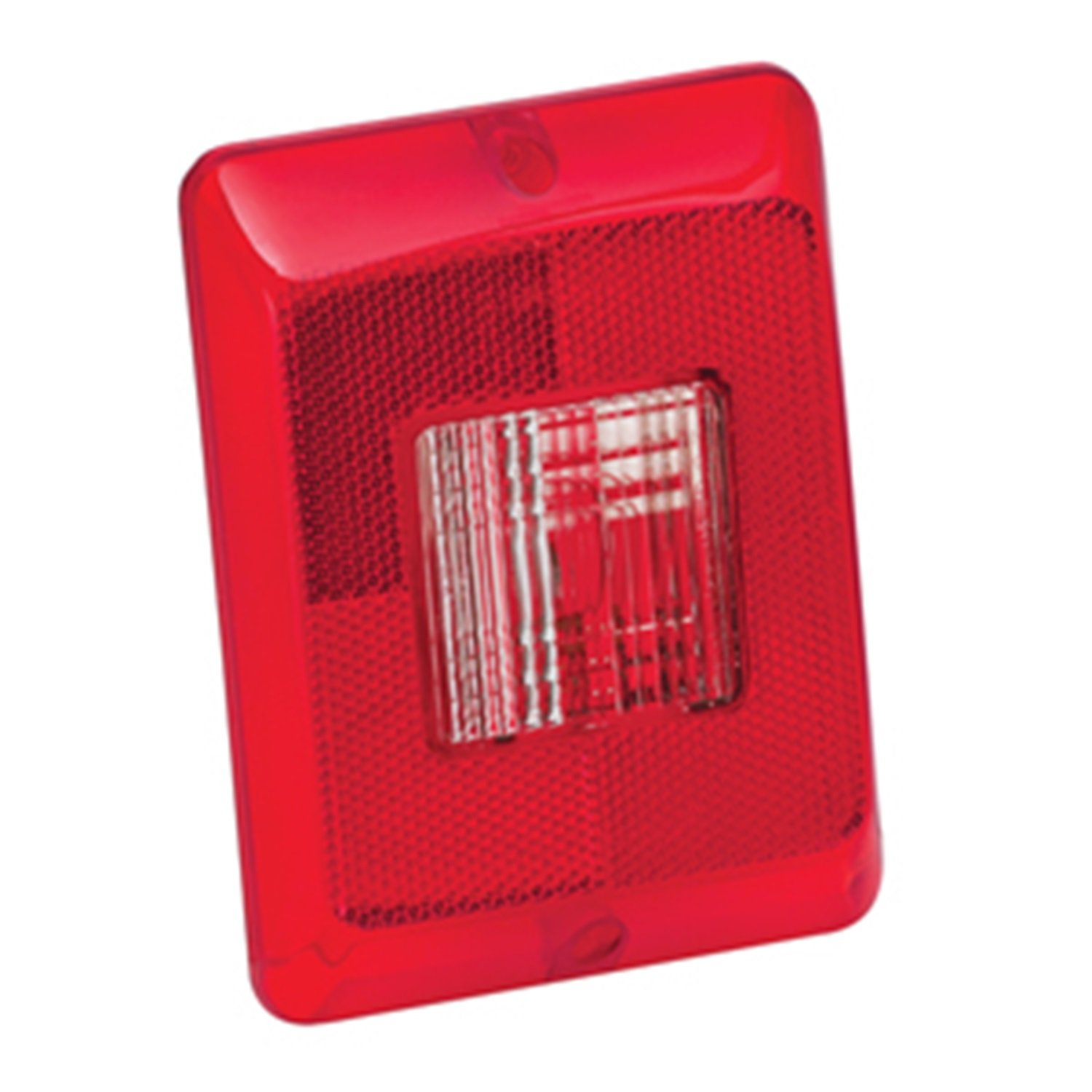 Bargman Taillight Lens #84-#86 Horizontal With Back Up 34-84-700