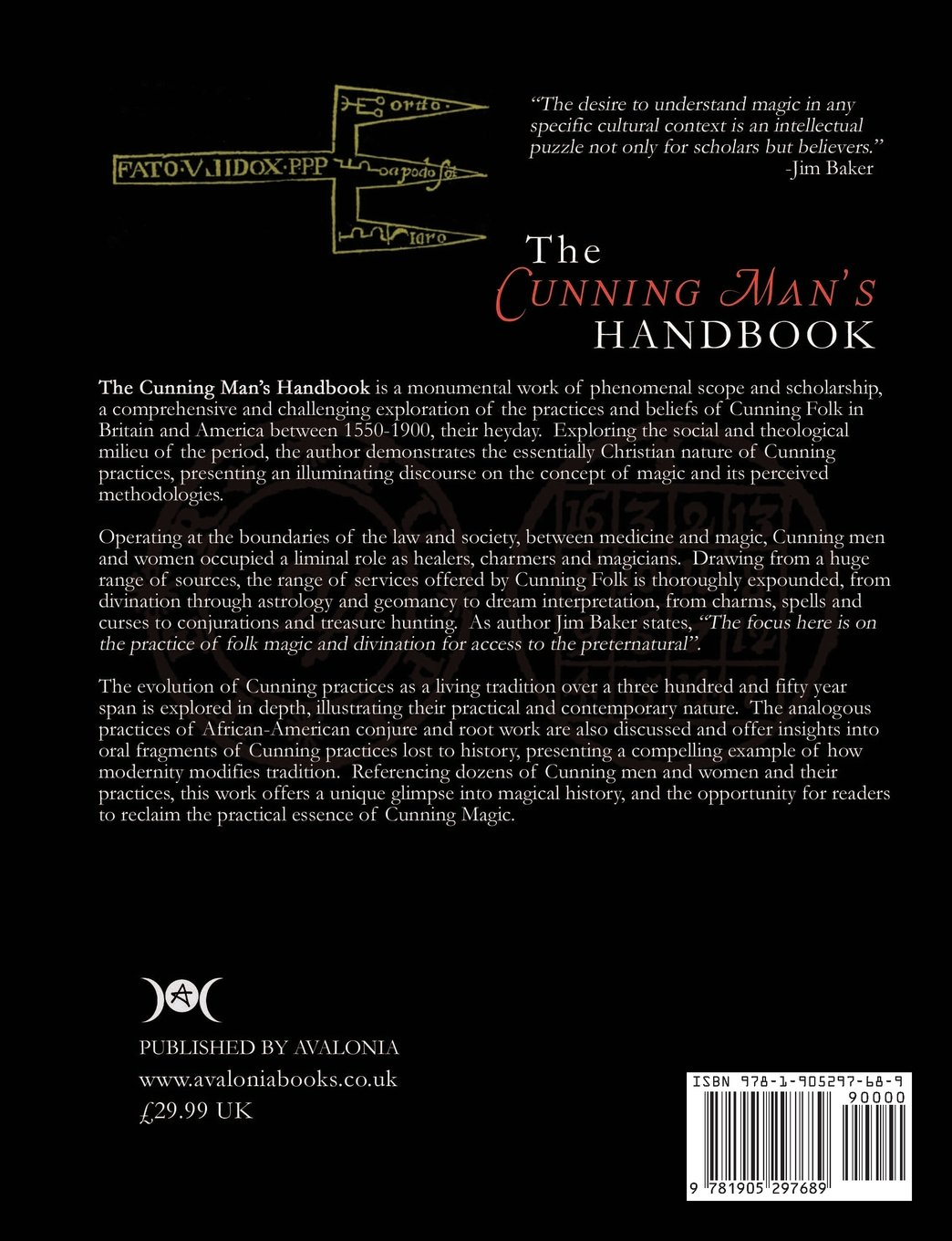Amazon the cunning mans handbook the practice of english folk amazon the cunning mans handbook the practice of english folk magic 1550 1900 9781905297689 jim baker david rankine books fandeluxe Image collections