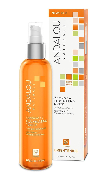 Andalou Naturals Clementine + C Illuminating Toner