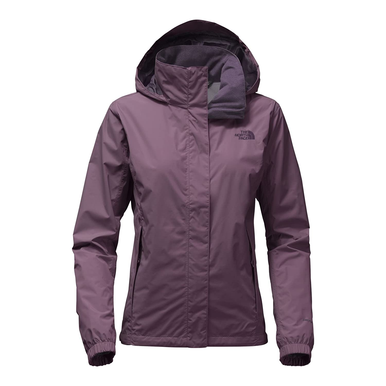 Purple 12 The North Face Women Resolve Jacket