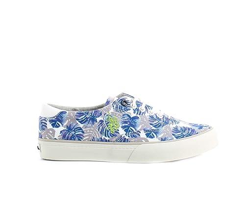 U.S.POLO ASSN. - Zapatillas de Tela para Mujer Azul Turquesa Azul ...