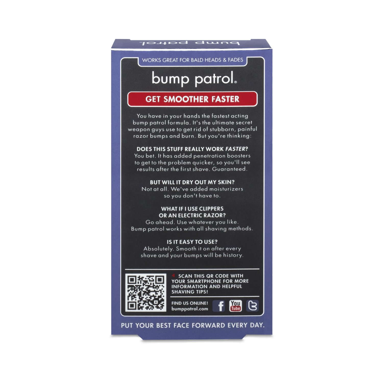 Amazon Bump Patrol Maximum Strength Aftershave Formula After