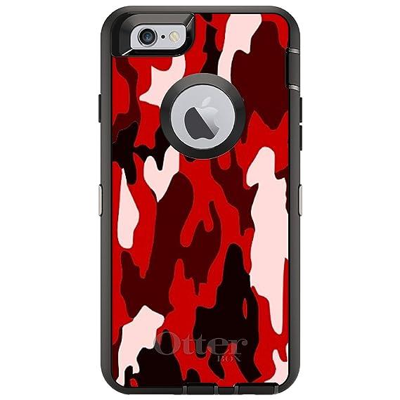 Amazon.com  DistinctInk Case for iPhone 6 Plus   6S Plus - OtterBox ... 198c2d35914d