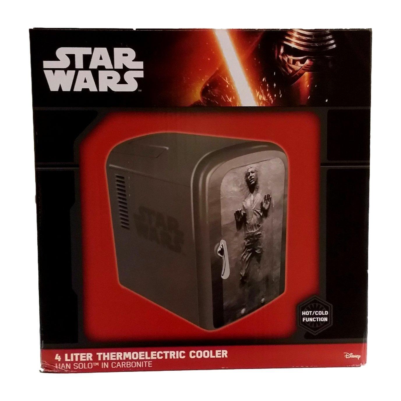 Star Wars New World Premier HAN Mini Kühlschrank: Amazon.de: Küche ...