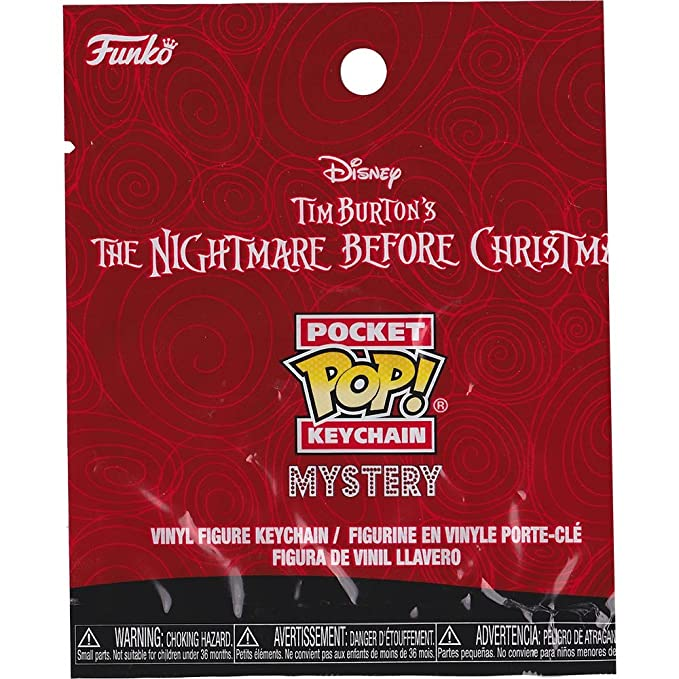 Amazon.com: Lock: The Nightmare Before Christmas x Funko ...