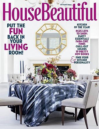 House Beautiful Amazon Magazines