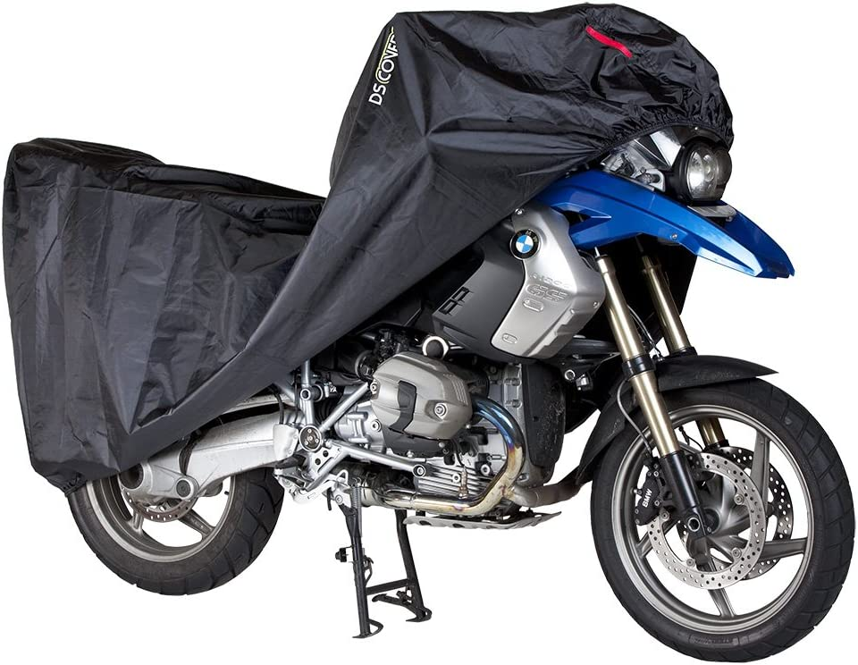 L DS Covers 73160501 Delta Motorcycle Cover