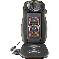 Medisana MCN - Respaldo con masaje cervical con 3 zonas de masaje, función de calor,…