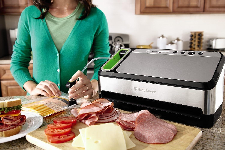 vacuum seal cooked food food sealer vacuum heat sealer machi