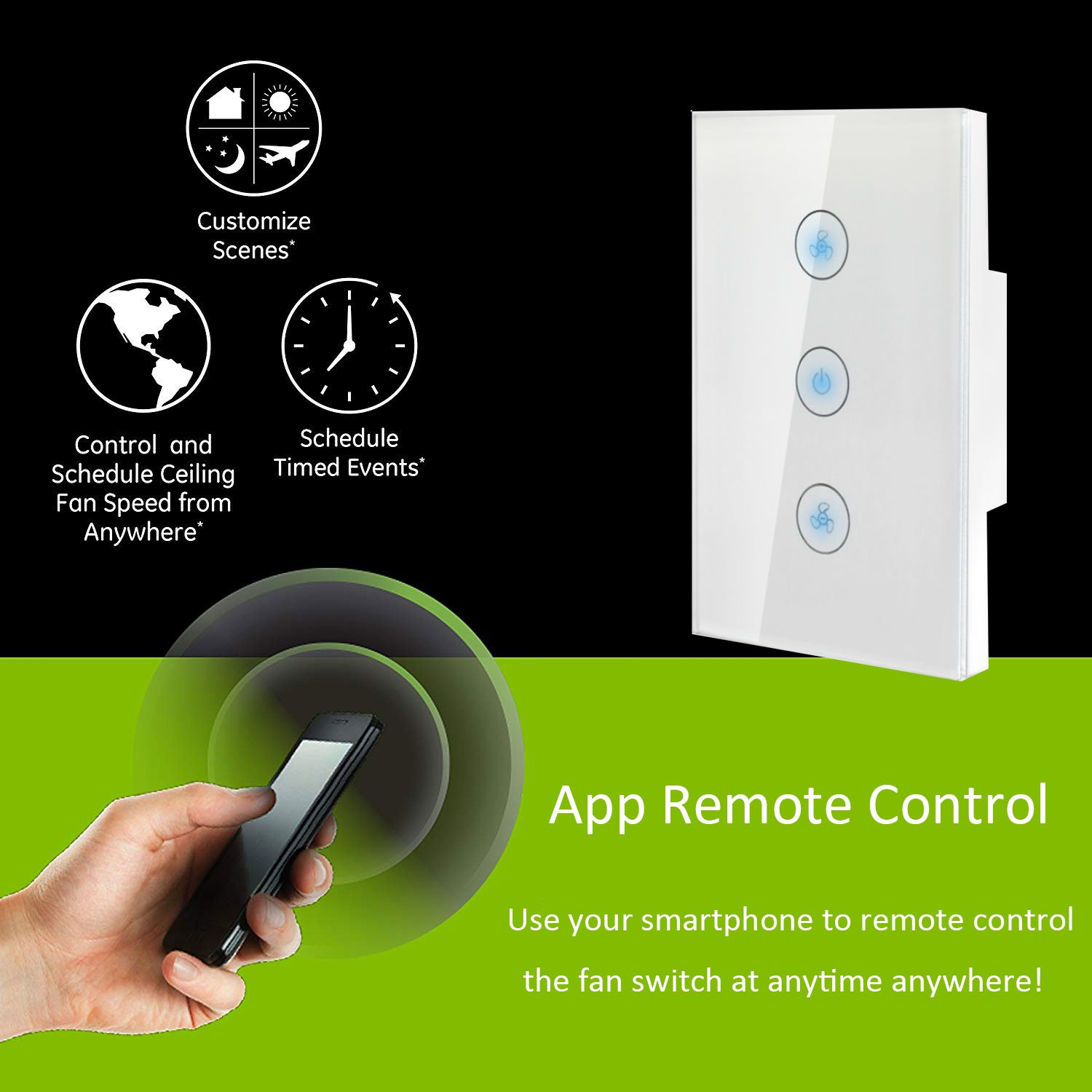 Smart Fan Switch