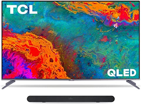 Amazon.com: Smart TV TCL Serie 5, 4K, con UHD, Dolby Vision, HDR