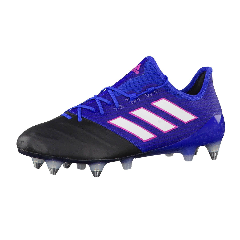 Adidas Herren Ace 17.1 Leder Sg für Fußballtrainingsschuhe, Blau (Azul Ftwbla Negbas, 41 1 3EU