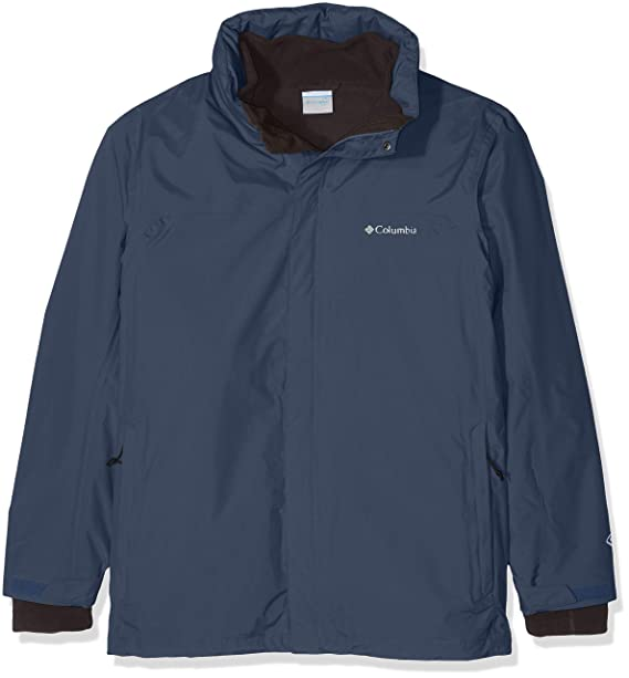 columbia giacca sportiva uomo mission air ii