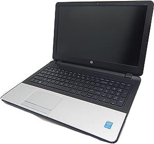 "HP 350 G1 G4S61UT 15.6"" Business Notebook Intel Core i3 4005U (1.7GHz) 4GB Ram 500GB Hard Drive Windows 7 Professional 64-Bit"