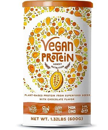 Amazon.com: Proteína vegana – Euro Chocolate – Proteínas de ...