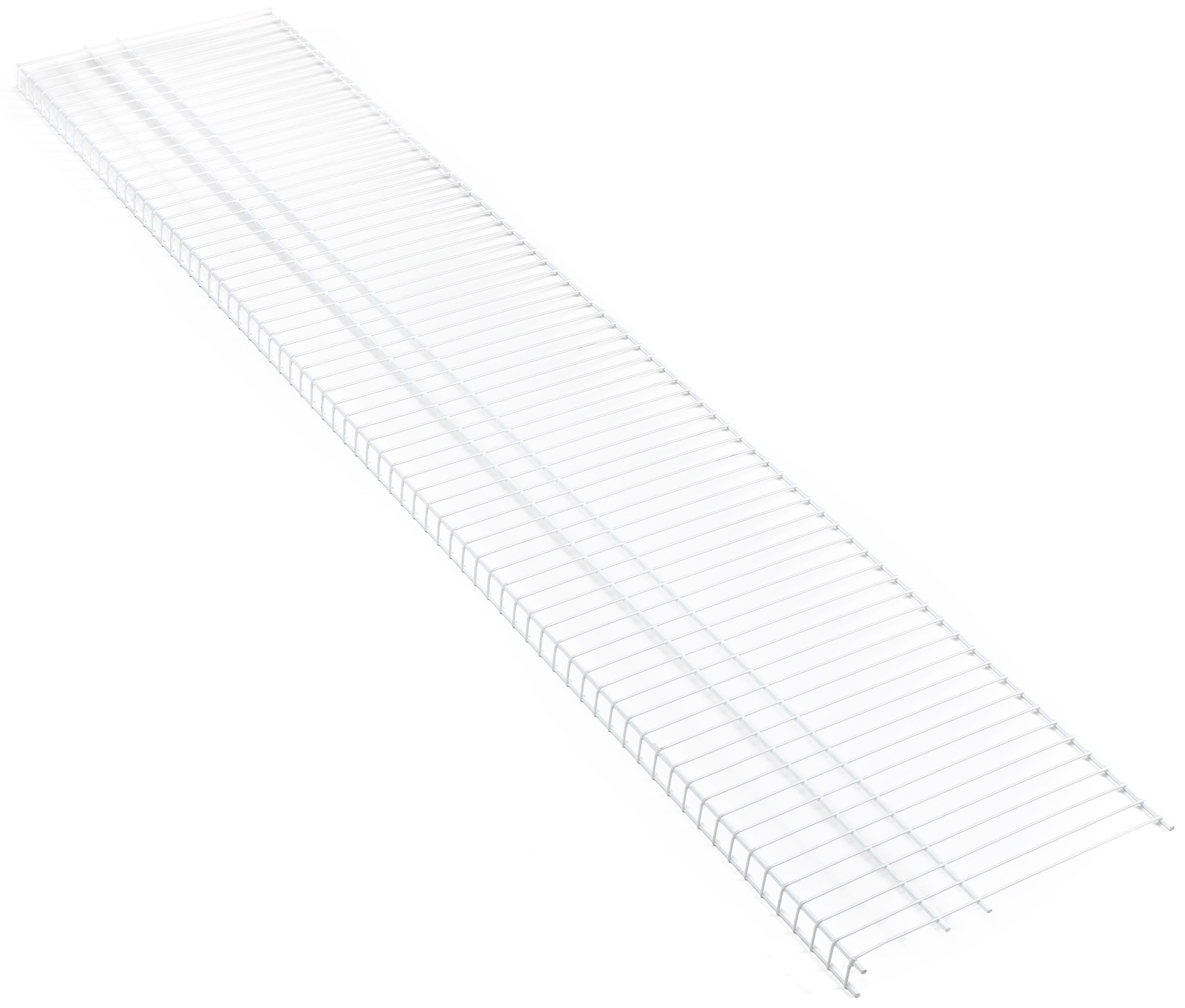 ClosetMaid 4717 SuperSlide Wire Shelf, 72 by 12-Inch, White